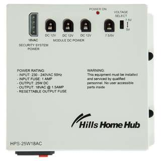Hills Home Hub 25 Watt Power Module-3