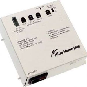 Hills Home Hub 60 Watt Music Power Module